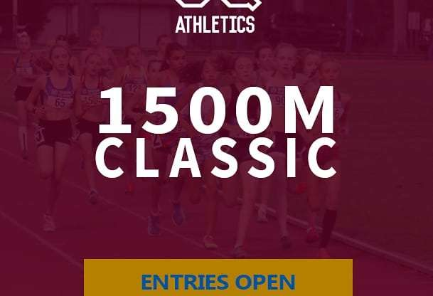 1500m Classic