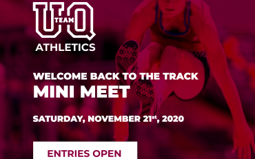 Welcome back to the Track Mini Meet